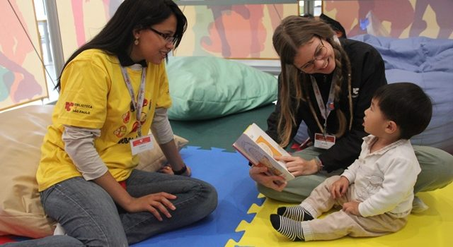 Reading for babies (Bebelê project )