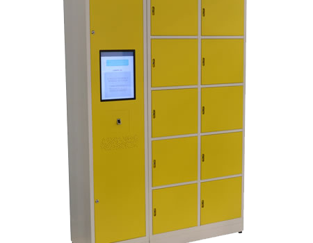 Digital lockers