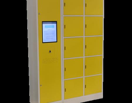 Armários digitais inteligentes = Digital lockers