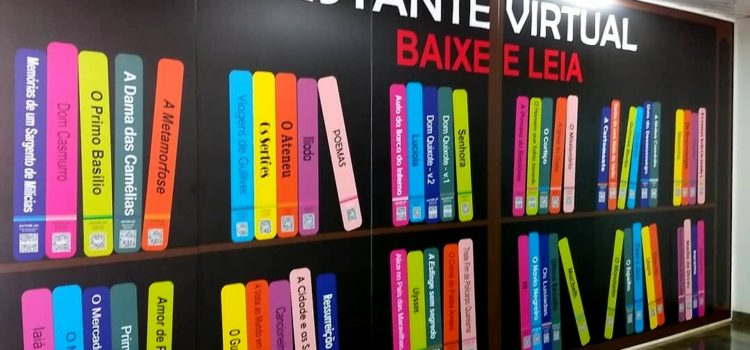Virtual Bookshelf = Estante Virtual